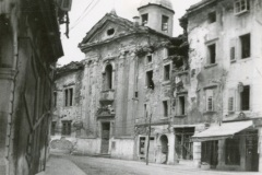 Gorizia estate 1917. Chiesetta dell'Arcivescovado